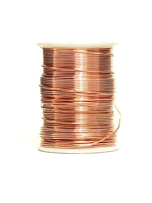 Amaco WireForm Craft Wire Copper, 2/Pack (62838-PK2)