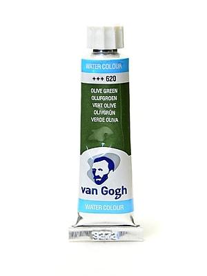 Van Gogh Watercolors Olive Green Pack of 4 (24492-PK4)