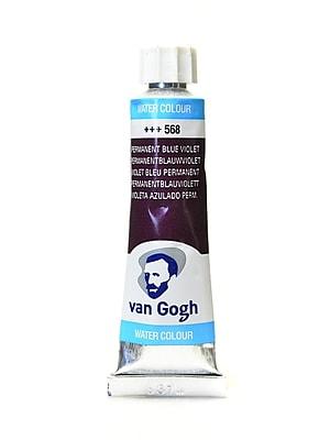 Van Gogh Watercolors, Permanent Blue Violet, 4/Pack (80474-PK4)