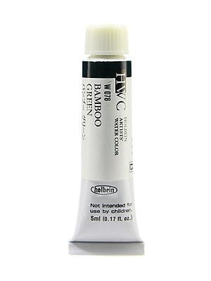 Holbein Artist Watercolor bamboo green 5 ml [Pack of 2]
