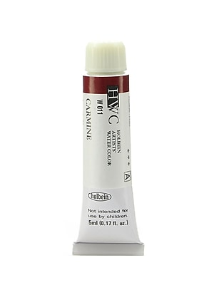 Holbein Artist Watercolor carmine 5 ml [Pack of 2]