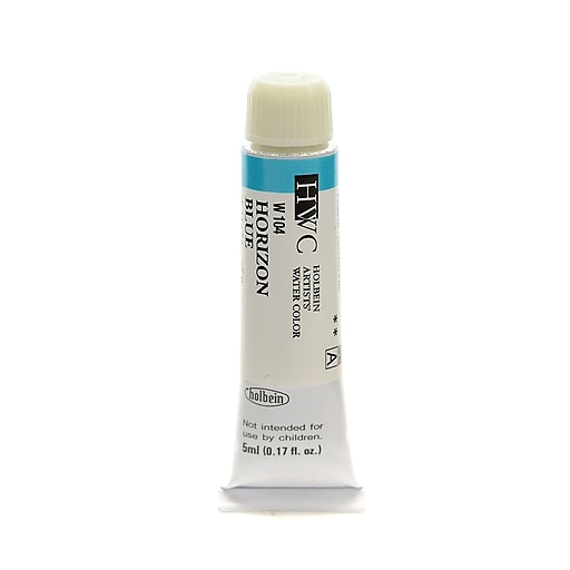 Holbein Artist Watercolor horizon blue 5 ml [Pack of 2]