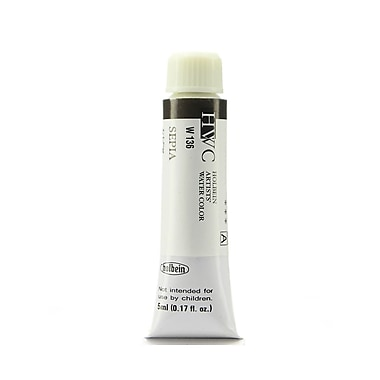 Holbein Artist Watercolor Sepia 5 ml Pack of 2 (97135-PK2)
