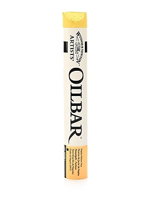 Winsor and Newton Artists' Oilbar Naples yellow hue 422 50 ml [Pack of 2]