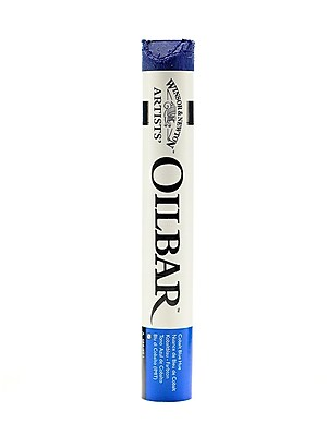 Winsor and Newton Artists' Oilbar cobalt blue hue 179 50 ml [Pack of 2]