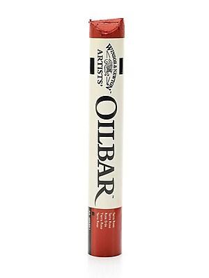 Winsor and Newton Artists' Oilbar terra rosa 635 50 ml [Pack of 2]