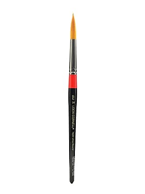 Loew Cornell Golden Taklon Brushes 14 ultra round 7020