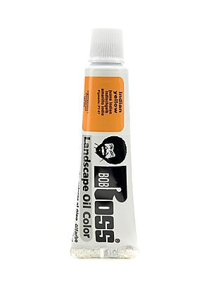 Bob Ross Landscape Oil Colors Indian yellow 1.25 oz. [Pack of 3]