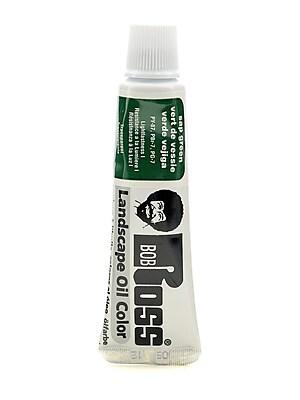 Bob Ross Landscape Oil Colors sap green 1.25 oz. [Pack of 3]