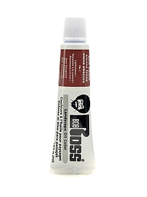 Bob Ross Landscape Oil Colors dark sienna 1.25 oz. [Pack of 3]