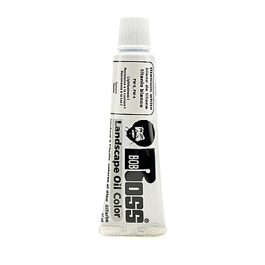 Bob Ross Landscape Oil Colors titanium white 1.25 oz. [Pack of 3]