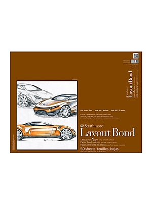 Strathmore Performance Series Layout Bond Pads 14 in. x 17 in.