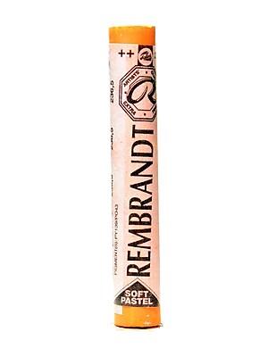 Rembrandt Soft Round Pastels Light Orange 236.5 Pack of 4