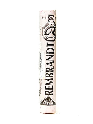 Rembrandt Soft Round Pastels Permanent Red 372.10 Pack of 4