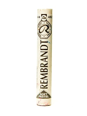 Rembrandt Soft Round Pastels, Burnt Umber no 409.10, 4/Pack (32962-PK4)