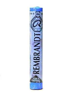Rembrandt Soft Round Pastels, Ultramarine Light no 505.7, 4/Pack (32977-PK4)