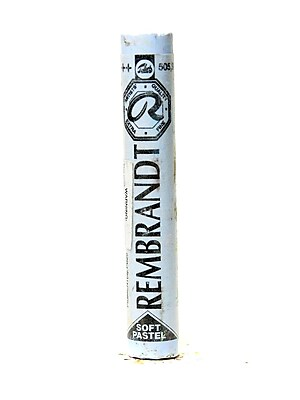 Rembrandt Soft Round Pastels Ultramarine Light 505.9 Pack of 4