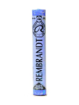 Rembrandt Soft Round Pastels ultramarine deep 506.7 each [Pack of 4]