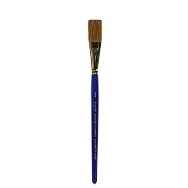 Robert Simmons Sapphire Series Synthetic Brushes, Short Handle, 3/4