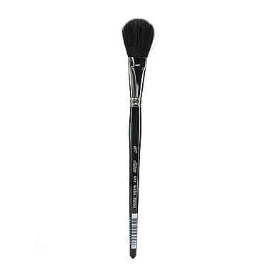 Silver Brush Black Round/Oval Mop Brushes, 3/4