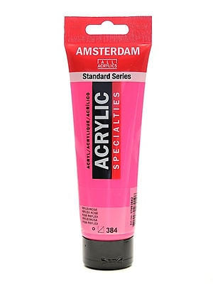 Amsterdam Standard Series Acrylic Paint Reflex Rose 120 ml Pack of 3 (36859-PK3)