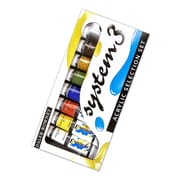Daler-Rowney System 3 Acrylic Paint Sets selection set
