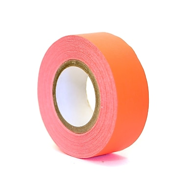 Pro Tapes Artists' Tape flourescent red/orange [Pack of 12]