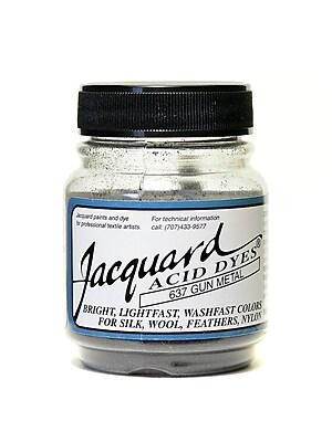 Jacquard Acid Dyes Gun Metal [Pack Of 4]