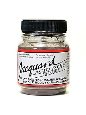 Jacquard Acid Dyes russet [Pack of 4]