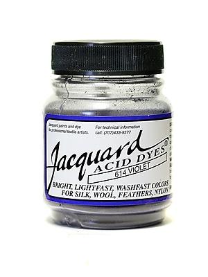 Jacquard Acid Dyes, Violet, 4/Pack (44693-PK4)