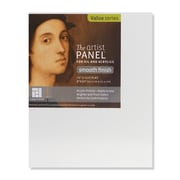 Ampersand The Artist Panel Primed Smooth Flat Profile 8 in. x 10 in. 1/8 in. [Pack of 5]