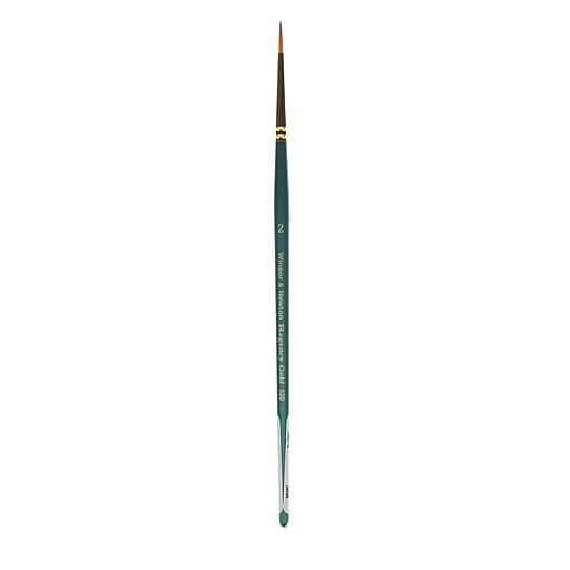 Winsor and Newton Regency Gold Decorative Painting Brushes, 2 Round no 520 (83698)