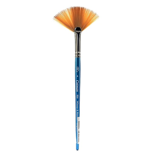 Winsor and Newton Cotman Water Colour Brushes, 6 Fan no 888 (75360)