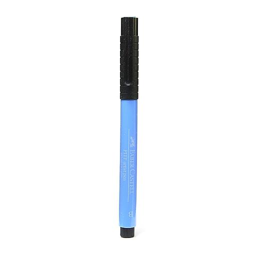 Faber-Castell Pitt Artist Pens sky blue brush 146 [Pack of 8]