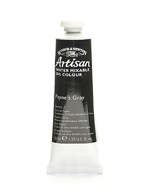 Winsor and Newton Artisan Water Mixable Oil Colours payne's gray 37 ml 465 [Pack of 3]