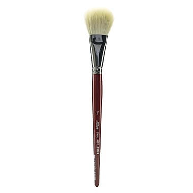 Silver Brush White Round/Oval Mop Brushes 1