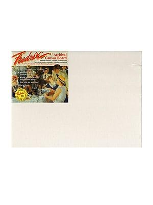 Fredrix Pro Series Archival Canvas Board, 12