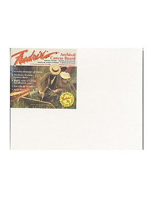 Fredrix Pro Series Archival Canvas Board 11 in. x 14 in. each [Pack of 2]