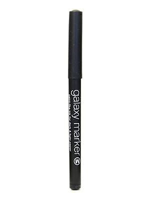 American Crafts Galaxy Markers, Black, Medium Point, 12/Pack (59643-PK12)