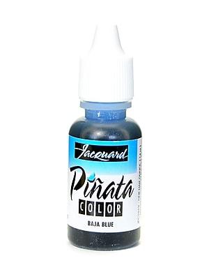 Jacquard Pinata Alcohol Inks baja blue [Pack of 4]