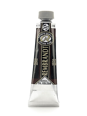 Rembrandt Artist's Oil Colors sepia 40 ml 416