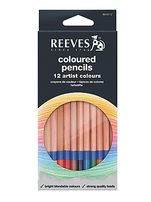 Reeves Colored Pencil Sets set of 12 [Pack of 3]