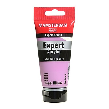 Amsterdam Expert Acrylic Tubes mauve 75 ml [Pack of 3]