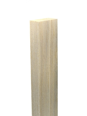 Midwest Balsa Blocks 1 In. 2 In. X 12 In. [Pack Of 6]