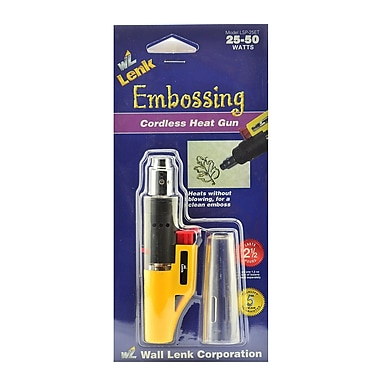 Wall Lenk Corporation Cordless Embossing Tool each