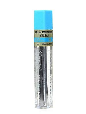 Pentel Super Hi-Polymer Refill Leads B, 0.7mm, 12/Tube, 24/Pack (13990-PK24)