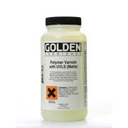 Golden Polymer Varnish with UVLS matte 16 oz.