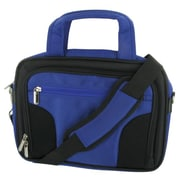 "rOOCASE Deluxe Carrying Bag for 11.6"" Netbook/iPad/Tablets, Dark Blue/Black"