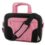 rOOCASE Deluxe Pink Nylon Netbook Carrying Bag (RC-NHB-BG13-PI)