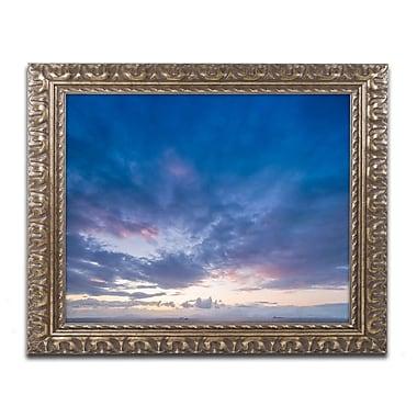 Trademark Fine Art Philippe Sainte-Laudy 'Walking on the Clouds' 16 x 20 (PSL0377-G1620F)